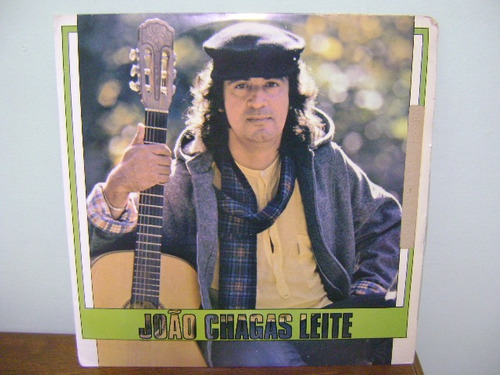 disco vinil lp joão chagas leite - imigrantinos - 1985