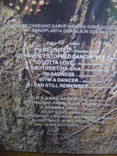 disco vinil lp marron glacé - trilha internacional - 1979
