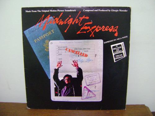 disco vinil lp midnight express expresso meia-noite 1979