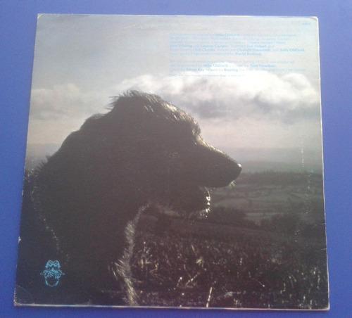 disco vinil lp mike oldfield -   hergest ridge ed uk 1974