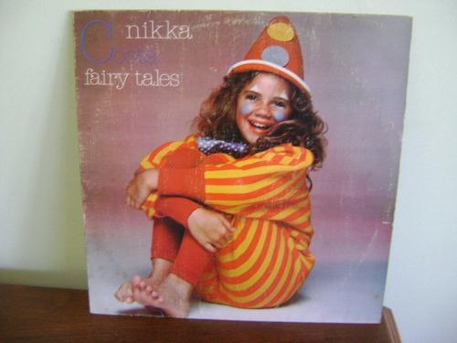 disco vinil lp - nikka costa - fairy tales