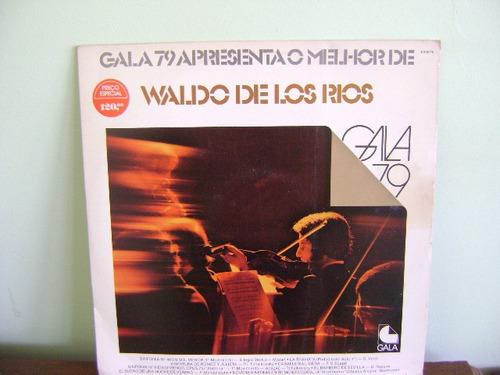 disco vinil lp o melhor de waldo de los rios 1979