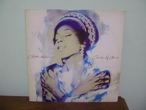 disco vinil lp oleta adams - circle of one - soul - 1990