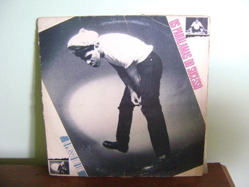 disco vinil lp os paralamas do sucesso passo lui 1984