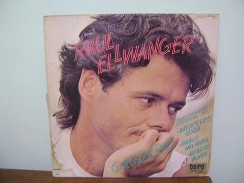 disco vinil lp raul ellwanger gaudério 1984 c/ mercedes sosa