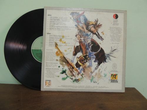 disco vinil lp rodeio dos rodeios - 1985