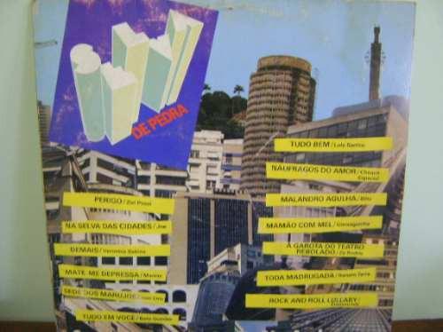disco vinil lp selva de pedra nacional 1986