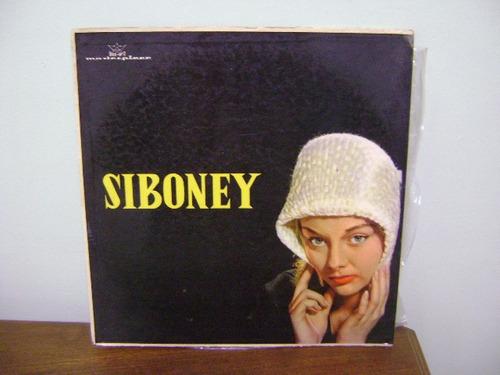disco vinil lp - siboney