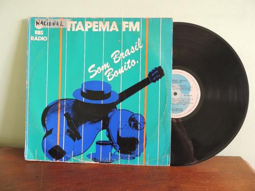 disco vinil lp som brasil bonito itapema fm - 1984