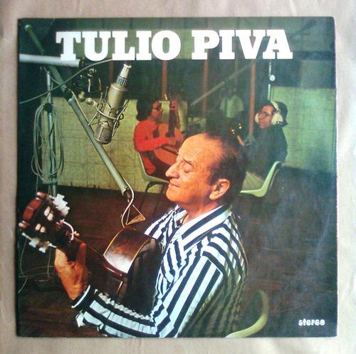 disco vinil lp - tulio piva - 1975