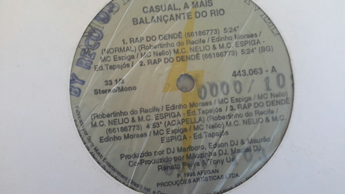 Acapella rap music
