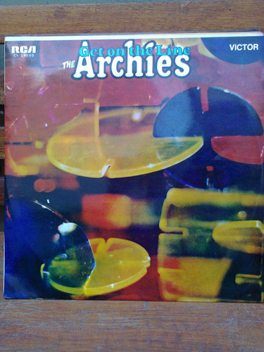disco vinil the archies jingle jangle lp 1970 colecionador