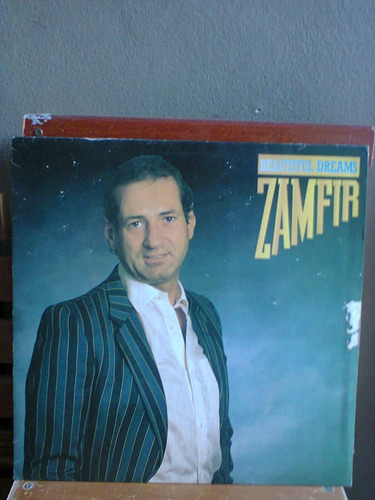 disco vinil zamfir beautiful dreams flauta pan lp