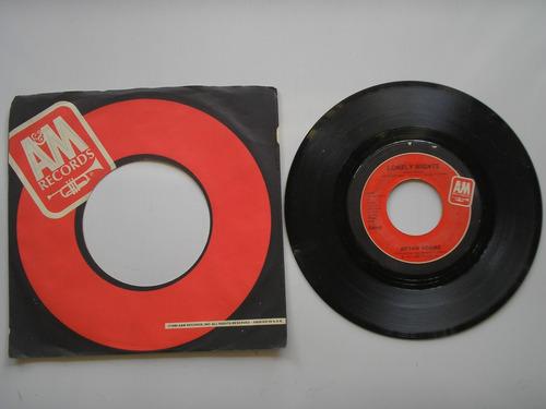 disco vinilo bryan adams lonely nights 45rpm print usa 1981