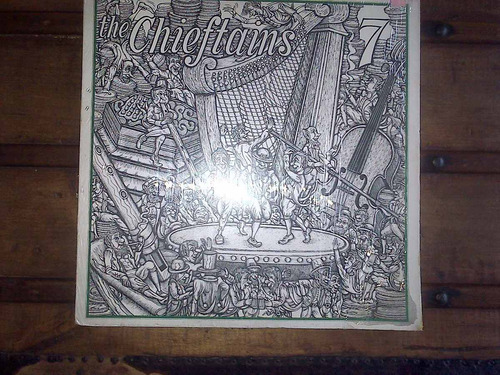 disco vinilo celta importado the chieftains 7