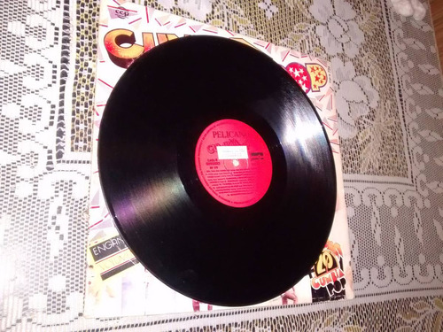 disco vinilo cumbia pop volumen 2 enganchados formatovinilo