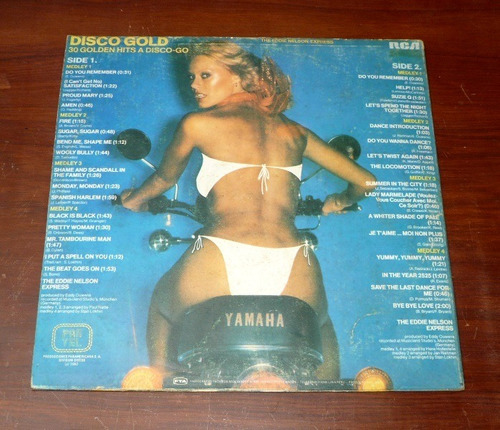 disco vinilo disco
