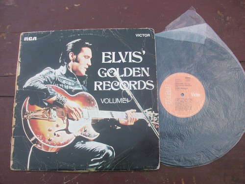 disco vinilo elvis presley golden records volume 1 yugoslavo