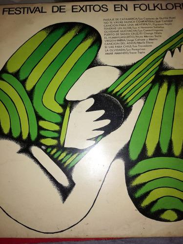 disco vinilo folklore