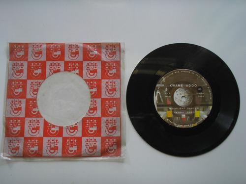 disco vinilo kwame addo  making me blue 45rpm print usa 1988