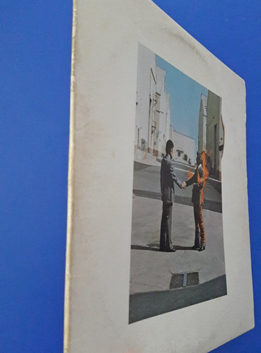 disco vinilo lp pink floyd wish you were here  1975 us leer