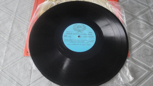 disco vinilo musica