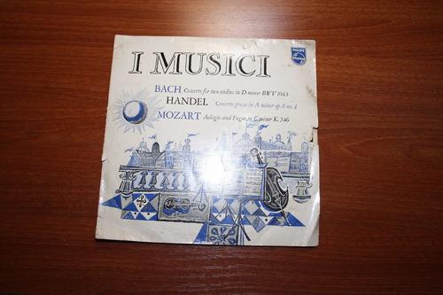 disco vinilo original de prueba radiolas philips 1950