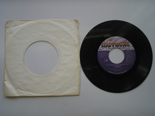 disco vinilo rockwell somebody,s wat 45rpm printed usa 1983