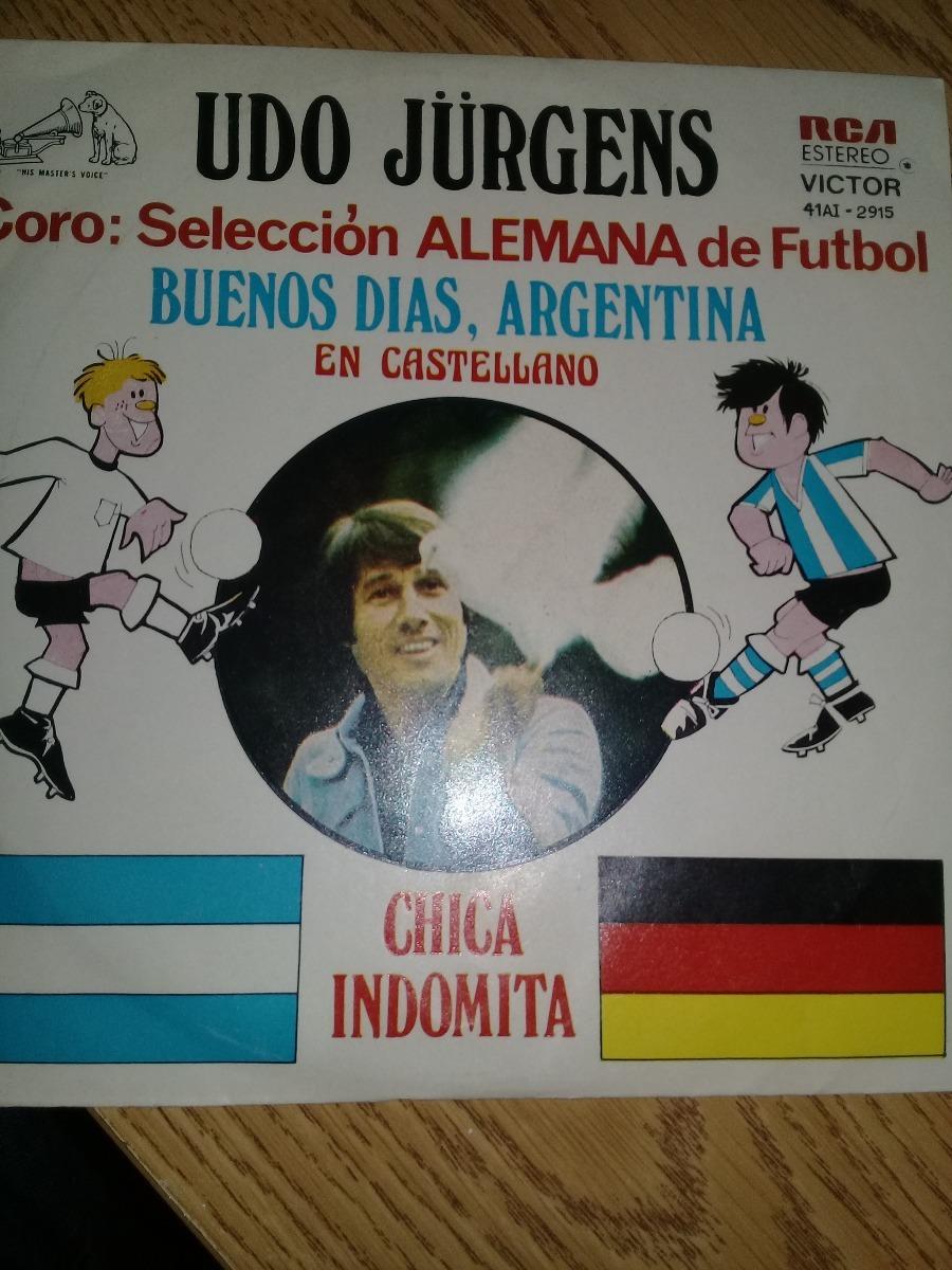 buenos dias argentina udo jürgens