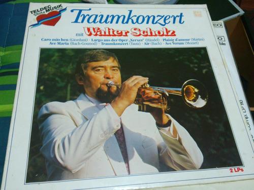disco vinilo traumkonzert walter scholz