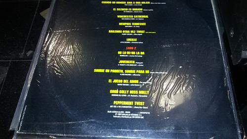 disco vinilo varios rock and roll fiebre de 60 ¬ la plata