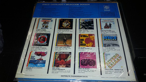 disco vinilo varios seleccion dorada disco cat  ¬ la plata
