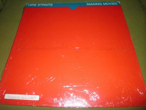 disco vinyl importado de dire straits - making movies (1980)