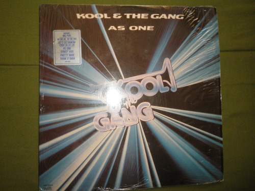 disco vinyl importado de kool and the gang - as one (1982)