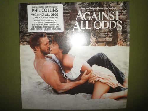disco vinyl importado phil collins - against all odds (1984)