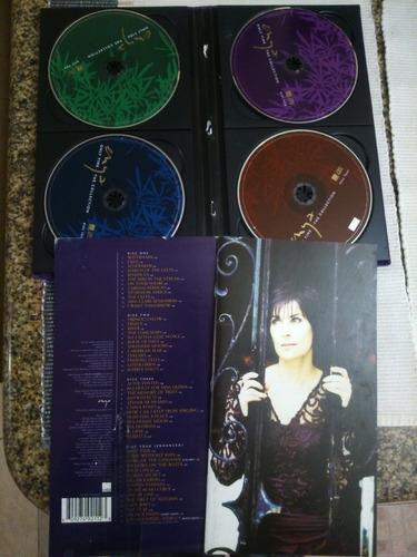 discografía enya only time the collection edición de lujo