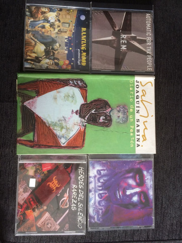 discografias completas