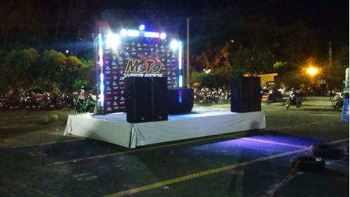 discomovil, karaoke, publicidad y conferencias