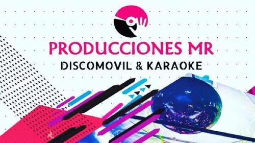 discomóvil producciones mr