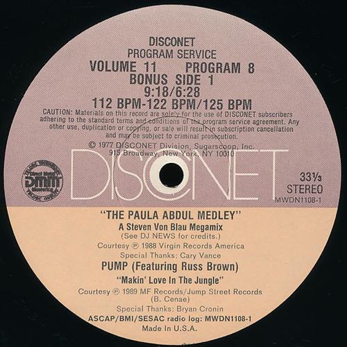 disconet   lp   volume 11 program 08
