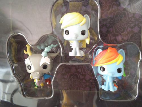 discord rainbow dash derpy mi pequeño pony pocket pop funko