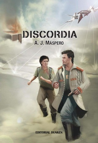discordia. a. j. maspero. ed. dunken
