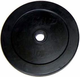 discos acero recubierto goma x 10 kg pesas fundicion metal