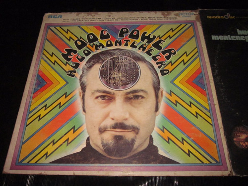 discos acetatos, vinilos, lps de hugo montenegro