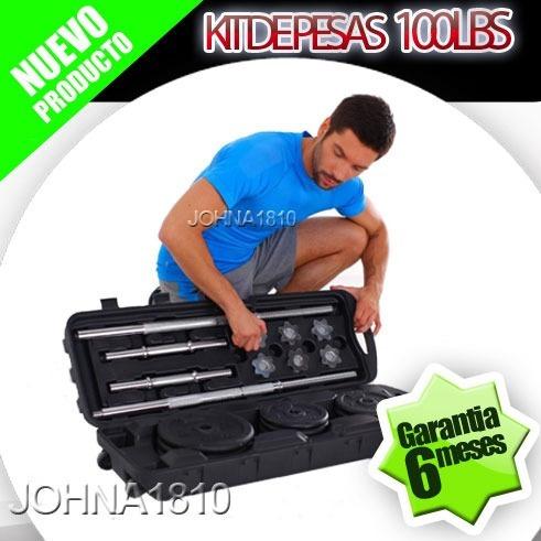 discos barra mancuernas pesas