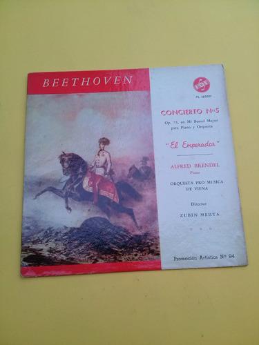 discos @ beethoven el emperador concierto n°5