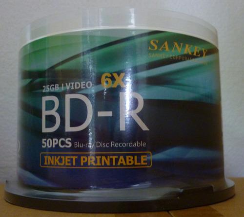 discos blu-ray sankey suministros fauca