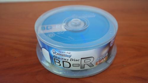 discos blu ray virgenes 25gb