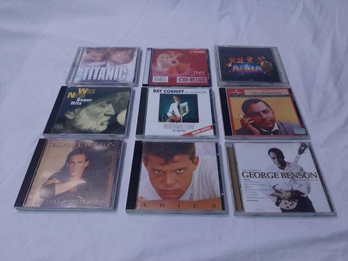 discos cds de musica (100), originales y copias de calidad