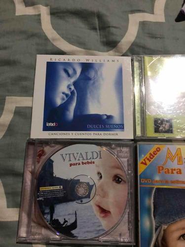 discos compactos cd para bebé